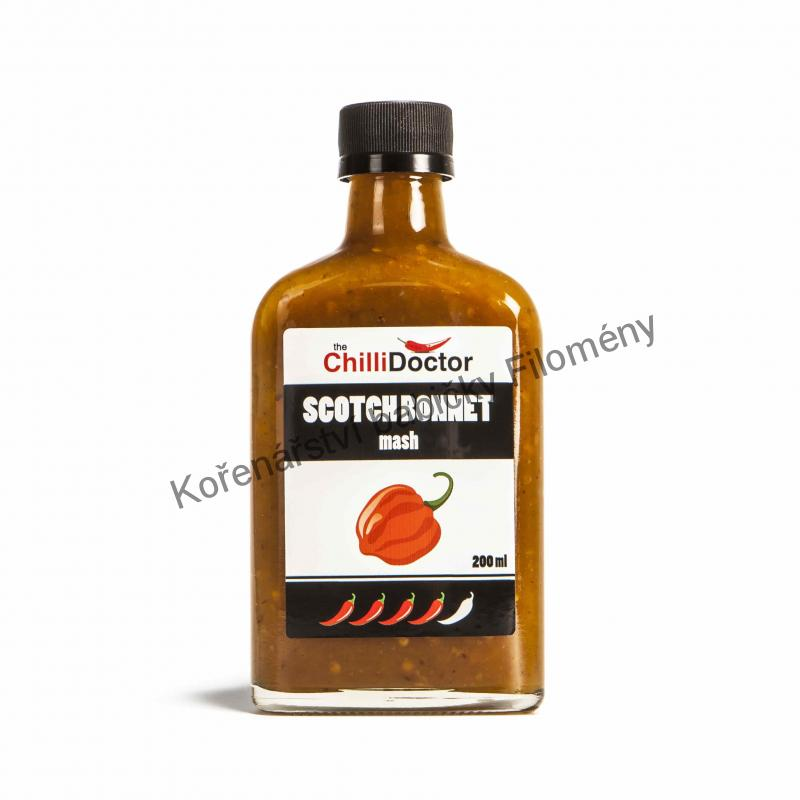 Scotch Bonnet mash 200ml